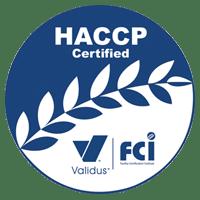 Certifications_HACCP