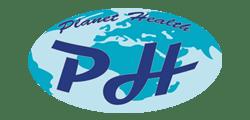 Distributor PlanetHealth Logo