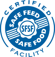 Certified Safe Feed Safe Food Facility