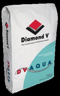 DVAqua Aquaculture Feed Additive Bag
