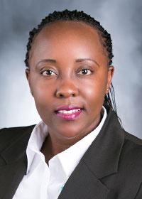 Employee: Faith Wakibia