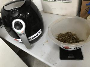 Air Fryer & Dry Matter